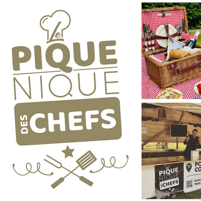The Chefs' Picnic: an experience to enjoy this summer! - © Instagram Pique-Nique des Chefs