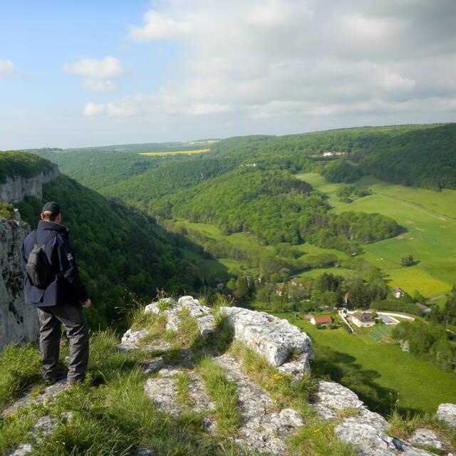 Bouilland-Cliffs © P. Gateau