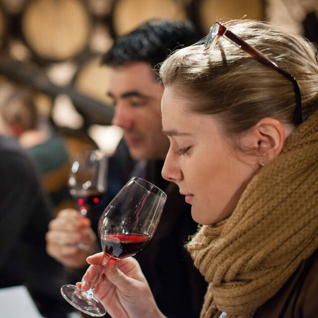 Wine tastings and virtual estate tours