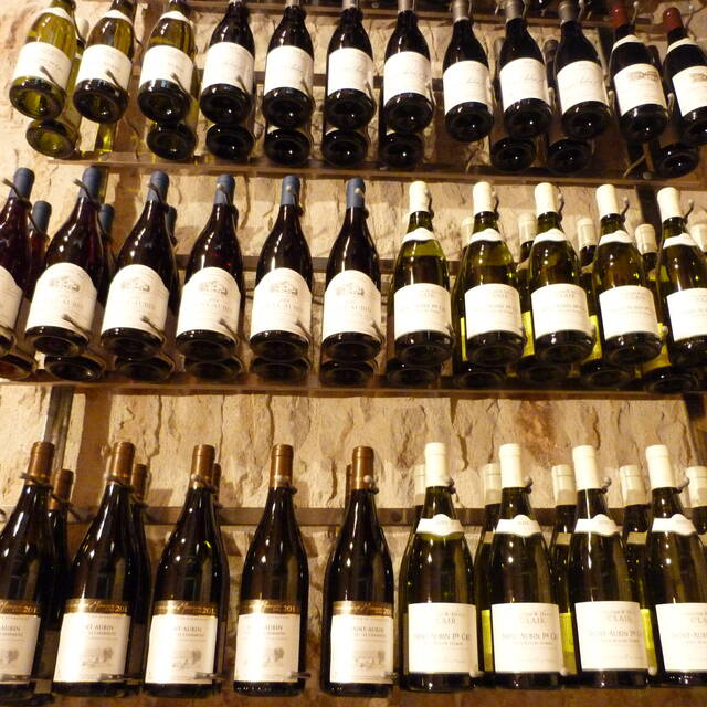 appellation Saint Aubin © BCS