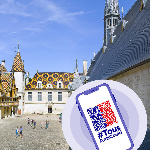 THE HEALTH PASS IN BEAUNE AND PAYS BEAUNOIS - Bourgogne