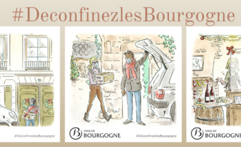 The Burgundy wine estates are opening their cellars for the festive season, so don't miss it!