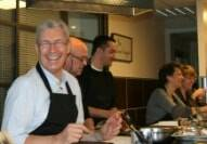Cooking classes Le Charlemagne Pernand-Vergelesses