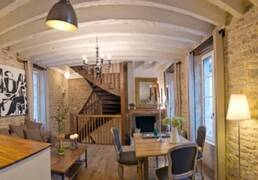 Group lodging in Beaune
