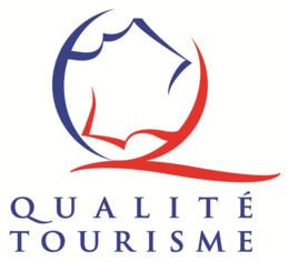 "A tourist office branded ""Qualite Tourisme"""