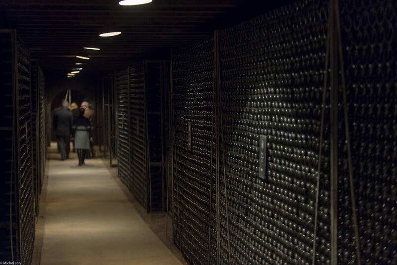 Cellar © Michel Joly