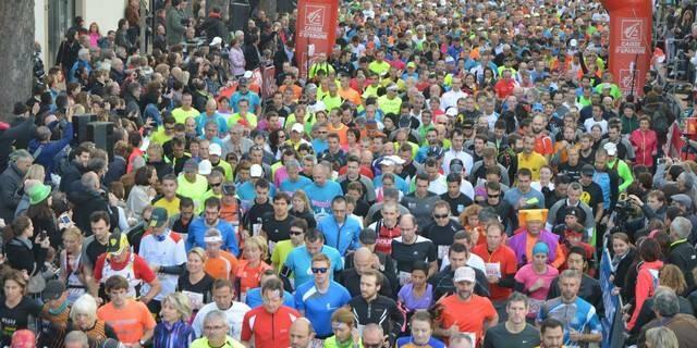 Semi marathon de la Vente des Vins des Hospices de Beaune