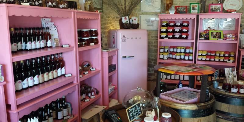 Ferme Fruirouge - Shop