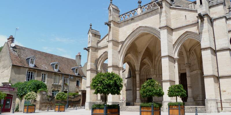 Notre Dame in Beaune