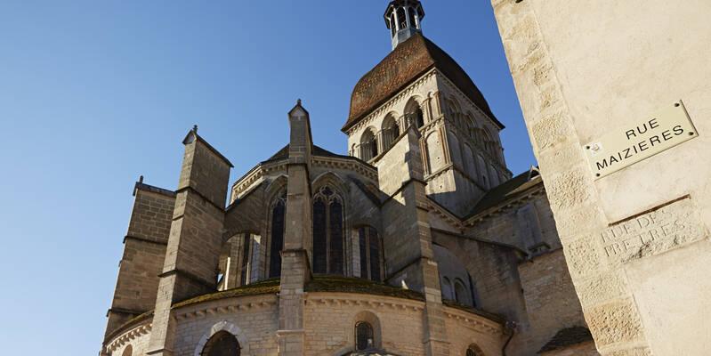 Collégiale Notre Dame in Beaune ©StudioPiffaut