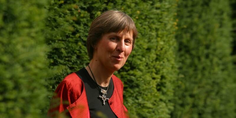Anne Blanchard, directrice artistique du Festival de Beaune-©FestivaldeBeaune