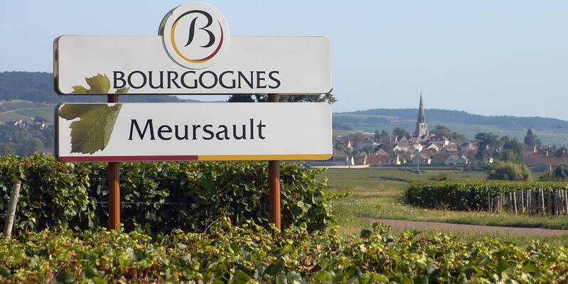 Meursault appelation