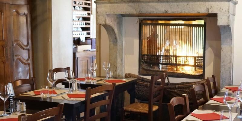 Auberge du vieux vigneron - Corpeau  © Auberge du Vieux Vigneron