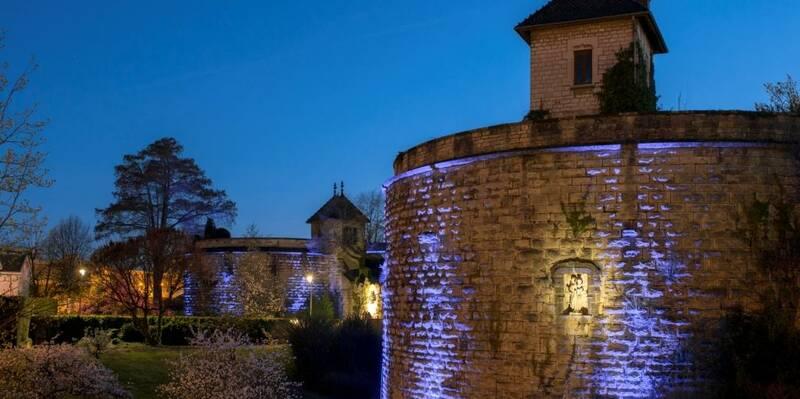Château de Beaune ©M.Joly