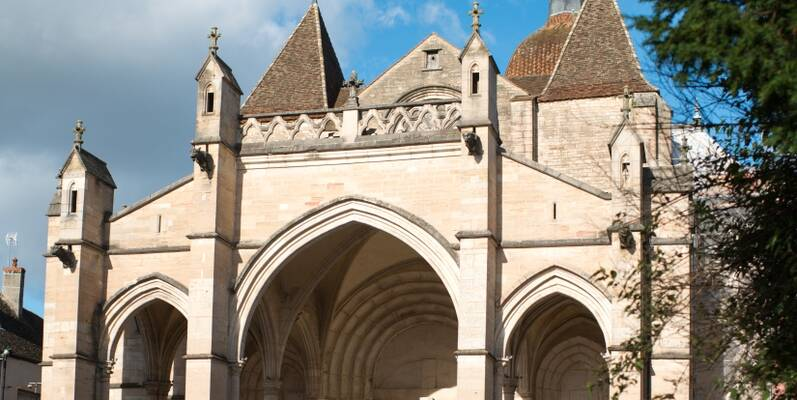 Collegiate Basilica of Notre Dame in Beaune ©MichelJoly