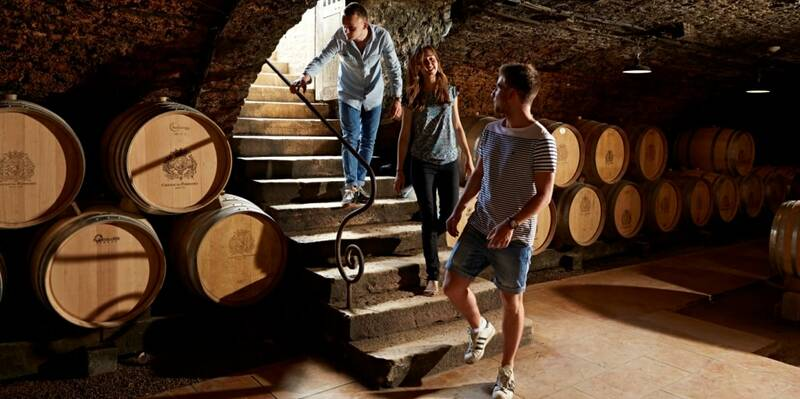 Visit Wineries in Burgundy