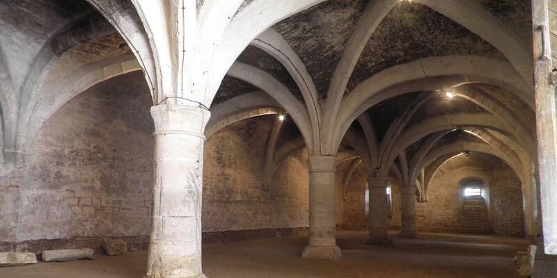 Cellar ©Château de Germolles
