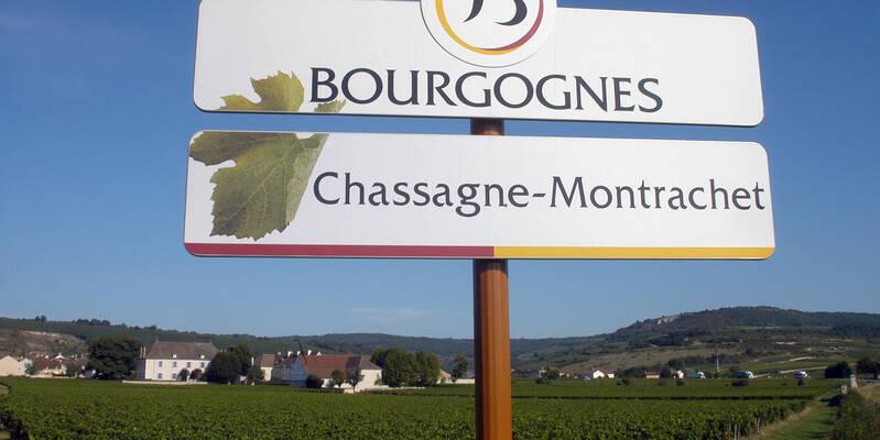 Chassagne-Montrachet ©BIVB