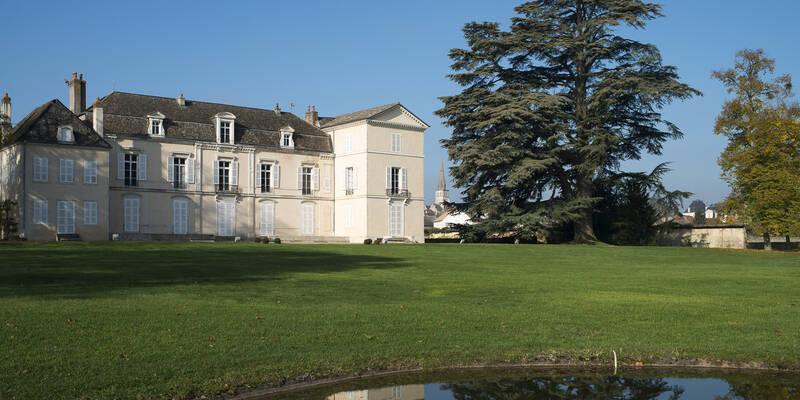 The Château de Meursault