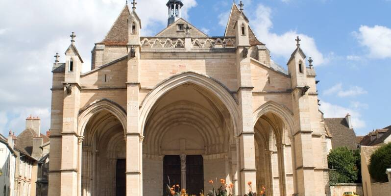 Collegiate Basilica of Notre Dame in Beaune