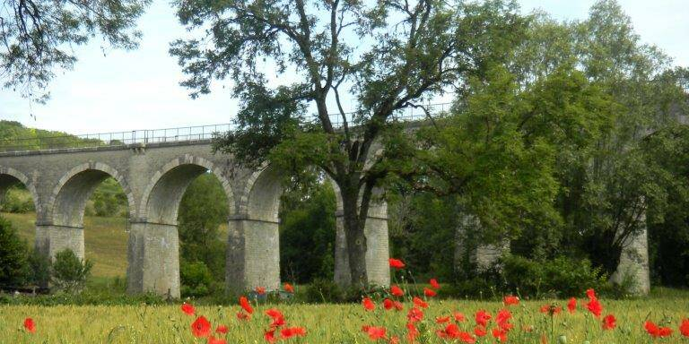 Cormot viaduct