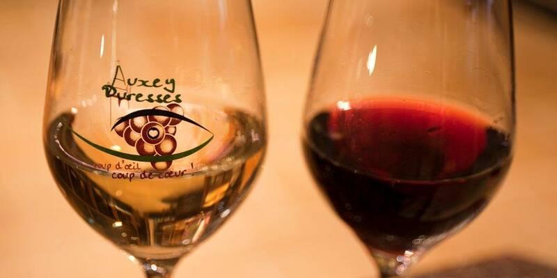 Verres de vin ©Thierry Gaudillere