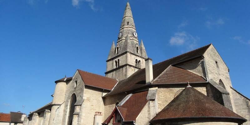 Church of St Cassien © LDallerey