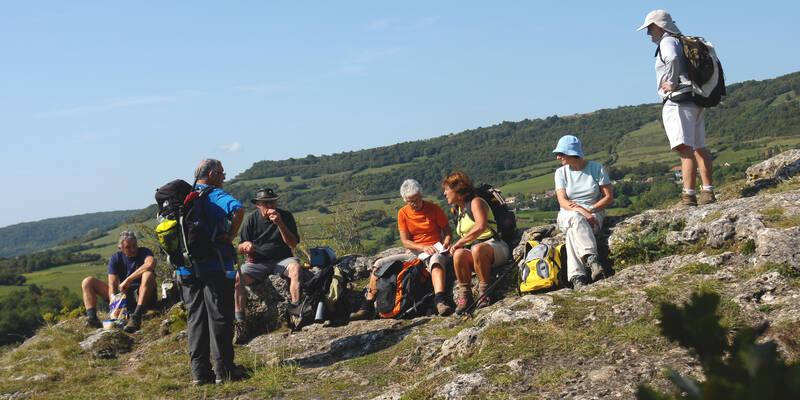 Pas Saint-Martin - Hiking © Images & Associés