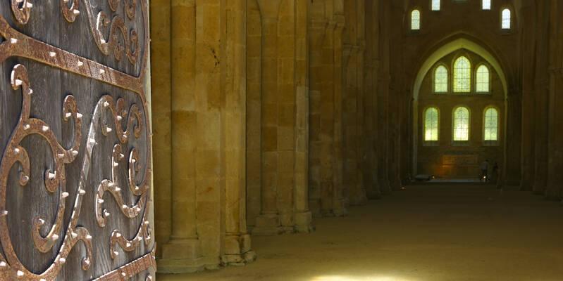 Fontenay Abbey_Chapel ©Fréderic Dupin