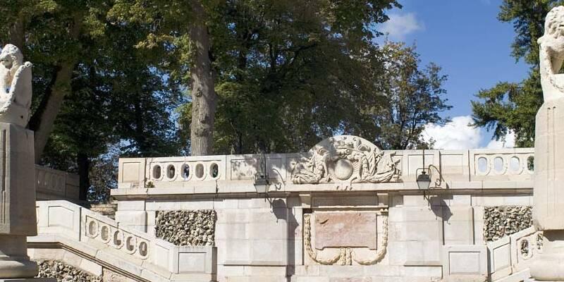 Square des Lions ©F.Vauban