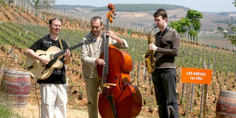 music © Beaune Saveurs des Vignes