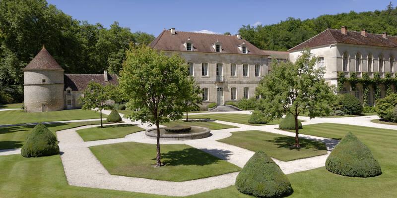 Fontenay Abbey_Gardens ©Fréderic Dupin