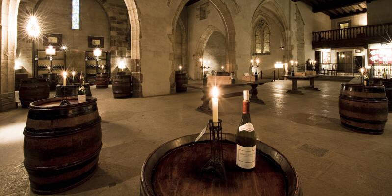 Cellar - Burgundy