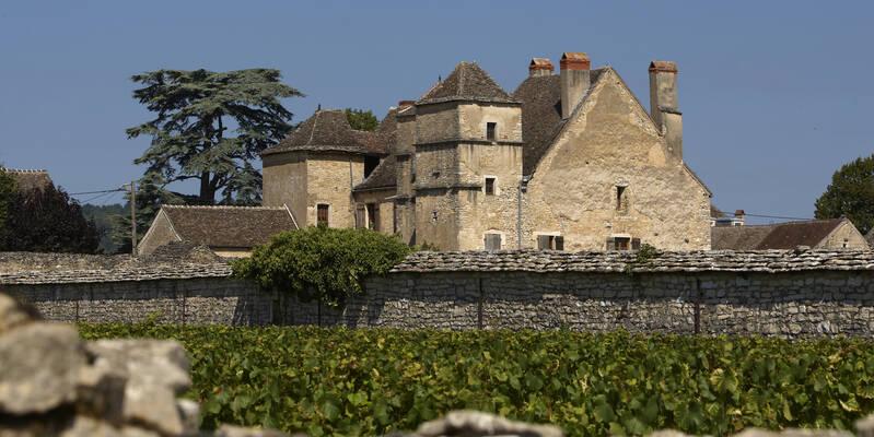 Château de la Velle  - Burgundy wine
