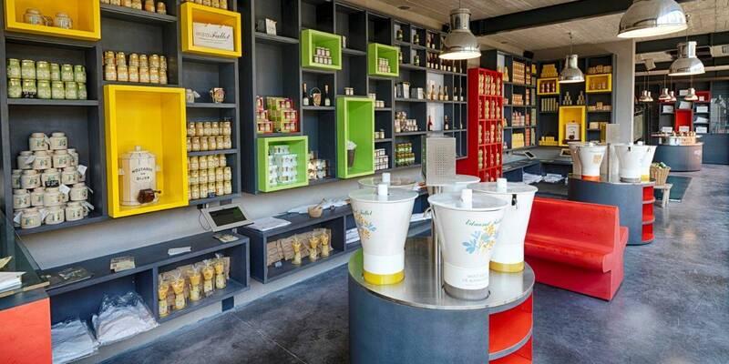 Moutarderie Fallot Boutique © F Vauban