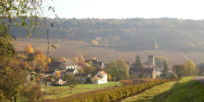 The Village of Nantoux in the Hautes Côtes de Beaune Beaune Tourisme © atelier Muzard