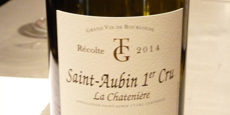 a Saint Aubin appellation © BCS