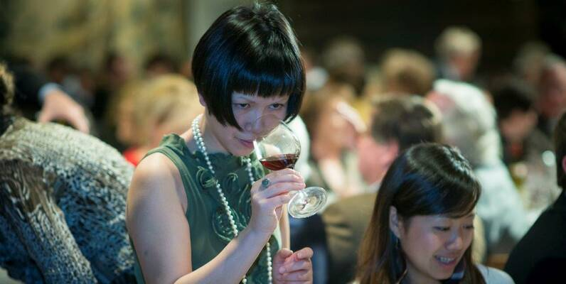 The Hospices de Beaune Wine Auction - Epicurean Event © Michel Joly