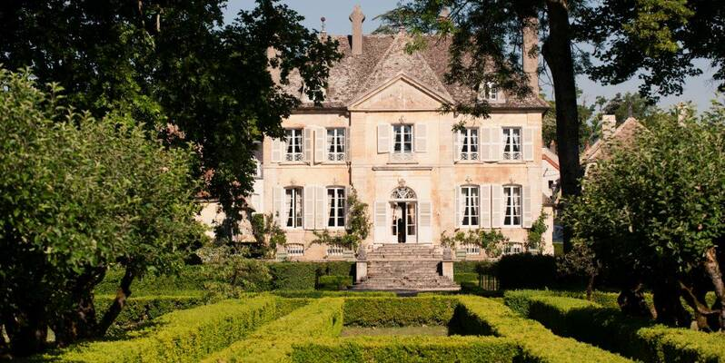 Chandon de Briailles manor © Michel Joly