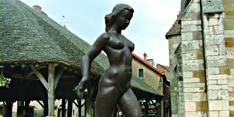 International Sculpture Biennial - Nolay