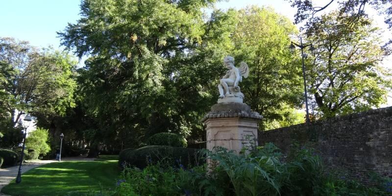 Square des Lions ©L.Dallerey