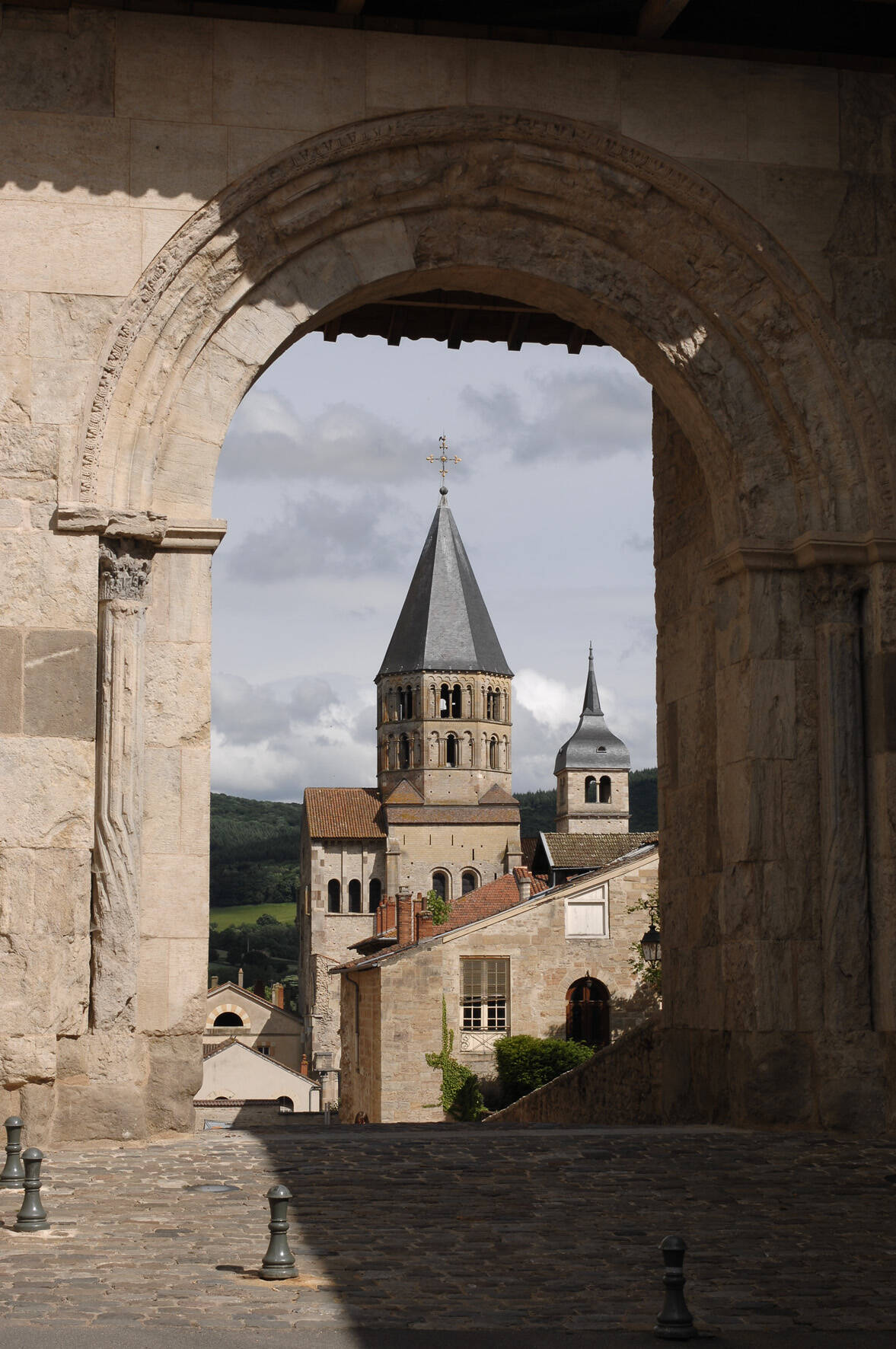 Cluny Abbey The Official Beaune Travel Guide