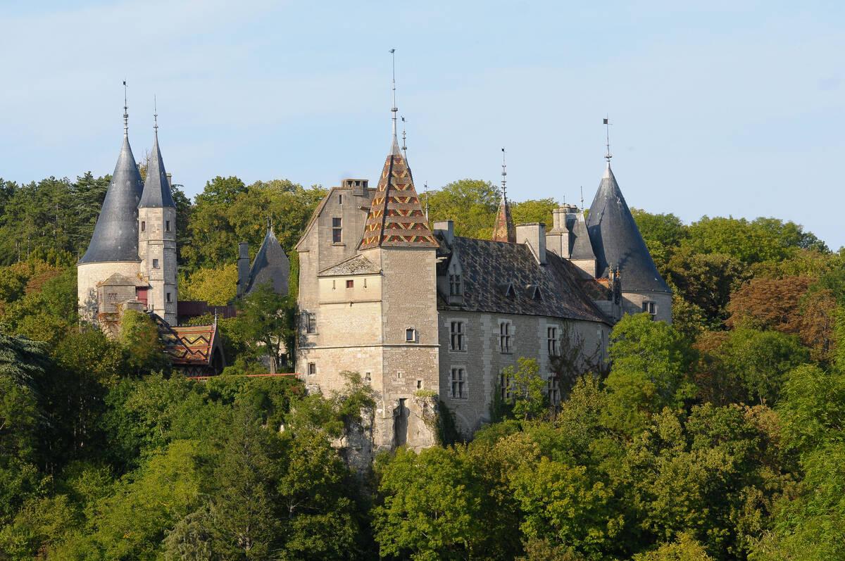 Chateau de passion restored 7
