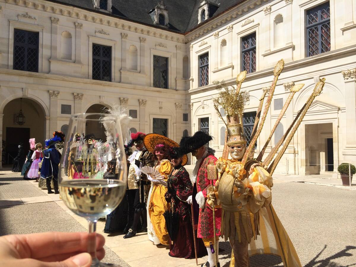Ambiance Et Style Poitiers château d'ancy-le-franc   the official beaune travel guide
