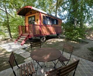 Unusual accommodation
