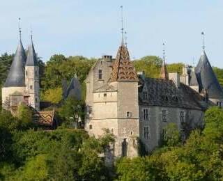 Châteaux & Abbeys of Burgundy