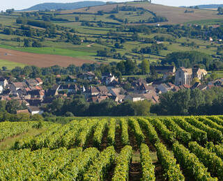 Pays Beaunois villages