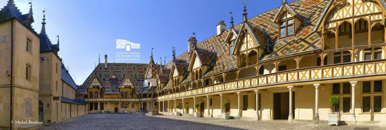 Hospices de Beaune, Hôtel-Dieu, Beaune, Burgundy © Michel Baudoin