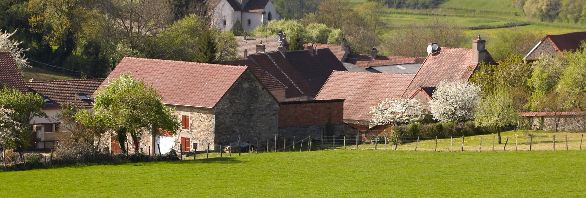 Villages, Burgundy, France © Atelier Photos Muzard