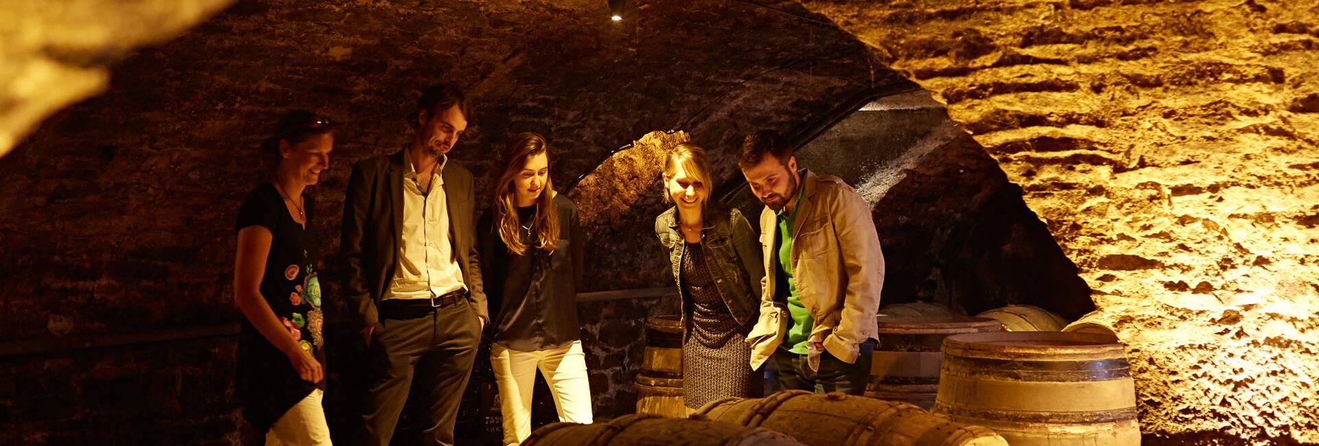 Cellars and wineries in Beaune Region © Studio Piffaut